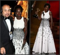Wholesale Event Designer Dress - Weddings & Events A-Line Black Embroidery 2016 Wedding Dresses Designer Floor_lenght Jewel Modern White Stain Wedding gowns