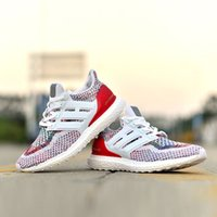 Wholesale Mens Discounted Tennis Sneakers - Ultra Boost Multicolor 2.0 Running Shoes Mens and Womens Sneakers Soft Walking Shoes Discount Cheap Causal Shoes Sneakers