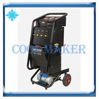 ac recovery machine. refrigerant recovery machine - full automatic auto ac system recycling machines with ac