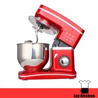 Wholesale Kitchen Home Mixers - Commercial small bread dough mixer home stainless steel dough kneading machine dough blender mixer for bread kitchen equipment