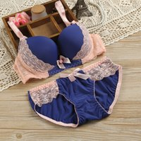 Wholesale Students Cotton Bra - 2015 New Sweet Cute Luxury high Quality Cotton Bra Set Fashion Sexy adjustment Underwear Bras For Young girl Women Student