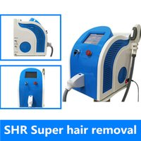 Wholesale Hair Laser Light - Good quality professional IPL skin rejuvenation Hair Removal Laser pigment acnes Remover Skin care IPL E light beauty machine