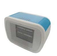 Wholesale Ceramic Ptc Heater - MinF01-5, free shipping, PTC Ceramic Space Heater Electric 220V 500W Warm Winter Mini desktop Fan Heater Forced Home Applicance,with EU plug