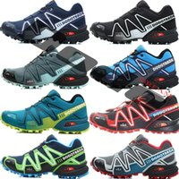 Wholesale Cheap Adult Shoes - Epacket men speed cross running shoes cross country 3 sneakers men cheap sport shoes y3factory adults explosive effort free run shoe 40-46