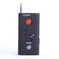 Wholesale Phone Range - Wholesale- New Full Range Anti spied Wireless Camera Cell Phone GPS Bug RF Signal Detector