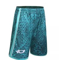 ingrosso pallacanestro corta kd-Pallacanestro Short Summer Brand KD Kevin Durant Hot Baggy Bermuda maschile Pantaloncini larghi Pantaloncini da uomo Active Plus Size 3XL