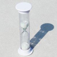 glas sanduhr sand timer großhandel-Sandglass Mini 120 Sekunden 2 Minuten Sanduhr Timer Glasrohr Timing Spiele Praktische Sanduhr Dekor 1 5ke J R