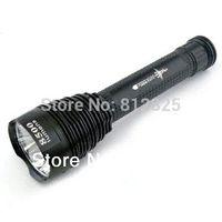Wholesale Trustfire J18 Led - TrustFire TR-J18 Flashlight 7*CREE XML T6 LED Flashlight 5 Mode 8500 Lumens High Power Cree Torch+Freeshiping