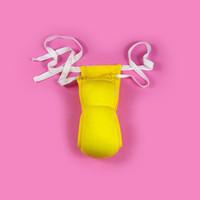 bikini iç çamaşırı pamuk toptan satış-Yeni Pamuk T Pantolon Sağlık ile erkek G-string Fiziksel Iç Çamaşırı Eşcinsel Tanga Jockstrap Penis Dize Homme Erkek Tanga Iç Çamaşırı Bikini T Geri