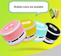 Wholesale Notebook Cleaner - Hot Style Mini Desktop Vacuum cleaner Dust Collector Laptop Notebook Computer keyboard Clean Brushes