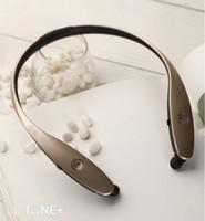 Wholesale HBS Earphone Tone Infinim Neckbands Wireless Stereo Earphones Bluetooth Sport Headphone for HBS900 HBS MQ50