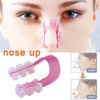 hacer nariz alta al por mayor-Precioso clip para levantar la nariz hasta la nariz Para hacer que la nariz sea más alta y perfecta, mejor la cara.