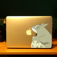 Totoro macbook12 наклейка macbook decal front Decal Skin Air / Pro / retina 13/15