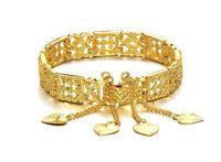 mode armbänder frau großhandel-Luxux18K reales Gold überzog Armband 10mm breite Stulpe-Armband-Höhle-Art- und Weisefrauen-Schmucksache-Spitzenqualität nie verblassen Antiallergisches Armband