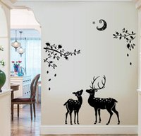 Wholesale Wall Sticker Wholesale China - 3D stereoscopic self-adhesive wall stickers bedroom living ceiling wall stickers decorated dorm wallpaper china supplier free shipping
