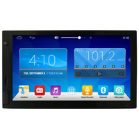 "Wholesale Chinese Android Console - Car DVD 7"" HD Android 4.4 Full Touch Panel GPS Navigation Car Radio Player 2 Din Universal Quad Core Car Headunit In Dash Video 1G RAM"