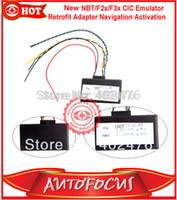 Wholesale Cic Emulator - ools, Maintenance Care Diagnostic Tools New ALL NBT F2x F3x CIC Emulator Retrofit Adapter Navi Navigation Activation NBT Emulator Fre...