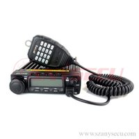 Wholesale Two Way Radios Microphone - 50W car radio Pofung BF-9500 UHF 400~470MHz Transceivers+DEMF microphone +bracket+power cable two way radio BBK001