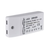 Wholesale Drivers Mr16 - power supply 12v SMD LED Driver Power electronic transformer for MR11 G4 MR16 GU5.3 Light Bulbs 12 Watt
