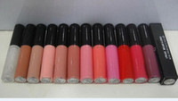 Wholesale best lip colors for sale - makeup hot sell good quality Lowest Best Selling good sale Newest product Newest Lip Gloss Twelve different colors