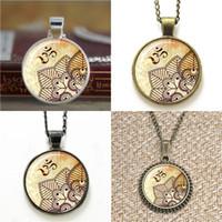 Wholesale yoga earrings - 10pcs Om Henna Design Yoga Jewelry Om Charm ASD24 pendant Necklace keyring bookmark cufflink earring bracelet