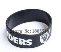 Wholesale Popular Silicone Wristbands - 50Pcs fashion popular Bracelets Wristband Silicone Bracelet Bangle