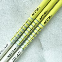 Wholesale Tours Ad Shaft - New mens TOUR AD MT-5 Golf Wood shaft high quality Graphite Golf shafts R or S flex Golf driver shaft Free shipping