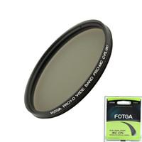 Wholesale Filter 62mm Cpl - Free Shipping FOTGA Pro1-D Digital Slim Pro-MC Multi-Coated CPL Circular PL 62mm Lens Filter