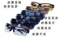 Wholesale Mtb Wholesale Prices - Wholesale Price New Outdoor Cycling Glasses Bike Sport Sunglasses Mountain MTB Bike Glasses UV400 Eyewear Protection Cycle Glasses Set