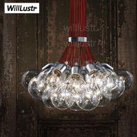 Wholesale Domestic Lamp - Spain DAB aluminum pendant lamps modern head light Spanish design domestic lighting dab bulb cluster 9 10 15 lamps