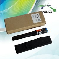 Wholesale Fiber Visual Fault Locator - Wholesale- 20mw Fiber Optic Laser Visual Fault Locator 20km free shipping