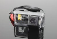 Wholesale Toyota Cruiser - For Toyota Land Cruiser LC100 120 200 Prius Car Rear Camera Reverse Parking Backup HD CCD Night Vision Wide Angle Water-proof