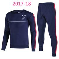 entraînement à engrenages achat en gros de-En 2017, des costumes de football de haute qualité porteront un équipement d'entraînement pour adultes sur les pantalons KLAASSEN MILIK en 2017-18.