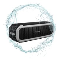 Andoer 10W wireless Bluetooth 4.0 Outdoor altoparlante stereo portatile impermeabile Soundbox vivavoce Aux viaggio Equitazione