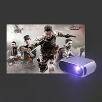 Mini proiettore portatile LCD TV a LED Home Theater 1080P LED