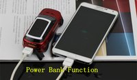 Wholesale Mini Car Dual Sim - New Unlocked Fashion dual sim card mobile phone super car model design with LED Flishlight mini Power bank cell phone cellphone