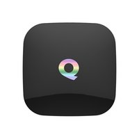 Wholesale Player Speed - Q-Box Android 6.0 Amlogic s905X Streaming Media Player [2GB 16GB 4K] Quad Core Speed Pre-installed Android TV Box