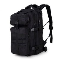 Wholesale Quality Tactical Backpack - Super High Quality Men Women Military Army Tactical Backpack Molle Camping Hiking Trekking Camouflage bag Backpack
