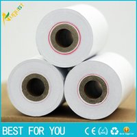 cash register paper - New rolls Cash register paper mm thermal paper POS machine printing paper mters small ticketpaper roll paper