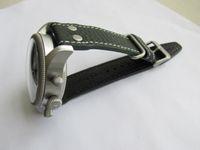 Wholesale Men S Automatic Sport Watches - 42mm American KHAKI FEILD NAVY AVIATION H60416533 CHRONOGRAPH AUTOMATIC 7750 men WATCH antimagnetic sapphire crystal men 's wristwatch