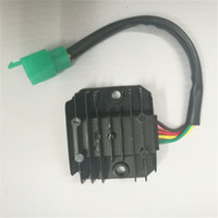 1PCs Motorcycle Voltage Regulator Rectificador 5 Alambres Para ATV 125cc 150cc 200CC Motocicleta