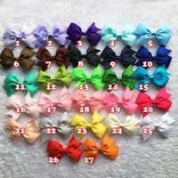 Wholesale Thanksgiving Hair Accessories - 2016 Europe Dog hair clip pet hairpin Dog accessories pet grooming pet supply 50pcs
