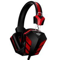 высококачественные микрофоны оптовых-Wholesale-2016 New Arrival High Quality Gaming Headphone Earphones & PC Headphones Headset With Microphone Freeshipping