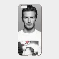Wholesale David Iphone - For iPhone 6 6S Plus SE 5S 5C 4S iPod Touch 6 5 Hard PC David Beckham Phone Cases