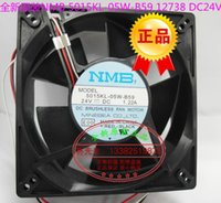 Wholesale Inverter Frequency Converter - New Original NMB 5015KL-05W-B59 24V 1.22A 127*127*38MM frequency converter Inverter cooling fan