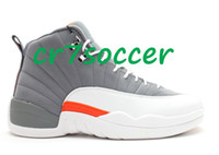 Wholesale Master Cool - cheap Air retro 12 Cool grey men basketball Shoes discount women sports footwear wholesale the master athletic sneakers limit number wings
