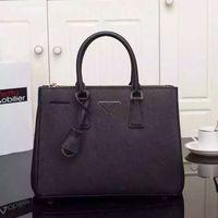 mode-qualität schultertaschen großhandel-Großhandelsart- und weisemarkendesigner-Frauen-Handtaschen-echtes Leder OL Schulter-Beutel-Spitzenhandgriffsaffiano-Beutelqualitäts-Dame Messenger Bag