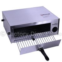 Wholesale Kitchen Commercial Pizza Oven Stainless Steel Counter Top Snack New