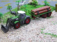 Wholesale Compact Electric Cars - Wholesale- 1:28 scale 6CH remote control RC truck,radio control farm tractor compact car