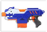simulador de juguete al por mayor-Regalo de navidad Pistola de juguete Eléctrica Pistola de juguete de bala suave Pistola simulador eléctrico para niños Regalo